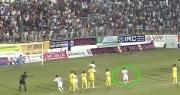 Công Phượng ghi bàn thắng sai luật ở phút 95 vào lưới Nam Định
