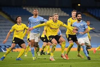 Link xem trực tiếp Dortmund vs Man City (Cup C1 Châu Âu), 2h ngày 15/4
