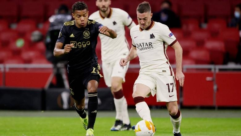 Link xem trực tiếp Roma vs Ajax (Cup C2 Châu Âu), 2h ngày 16/4