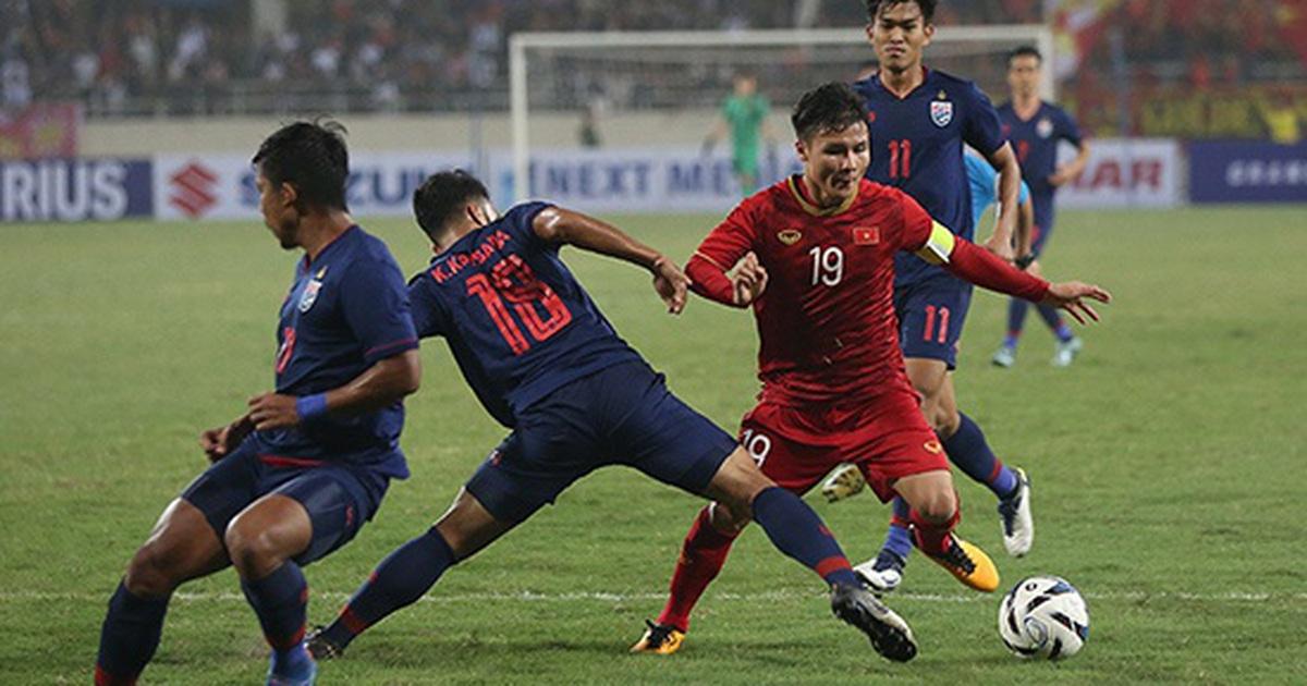 Thái Lan, Malaysia đi trước tuyển Việt Nam một bước ở vòng loại World Cup