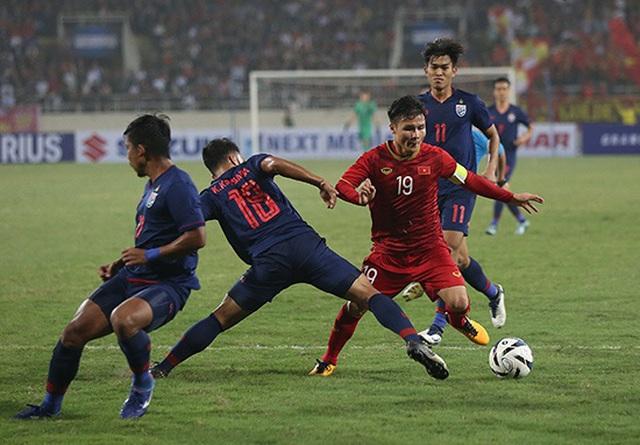 Thái Lan, Malaysia đi trước tuyển Việt Nam một bước ở vòng loại World Cup - 1