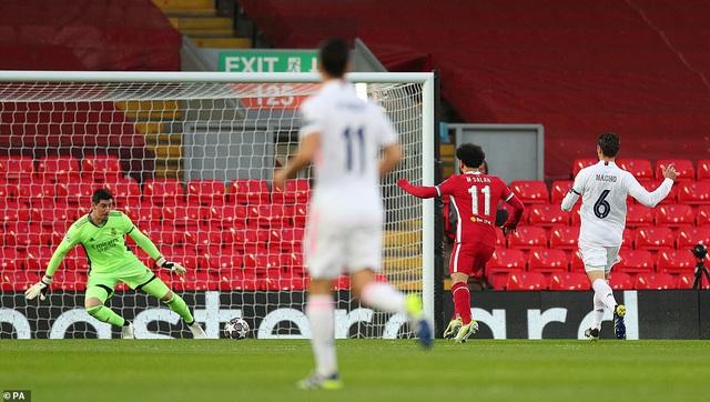 Vượt ải Liverpool, Real Madrid đối đầu Chelsea ở bán kết - 13
