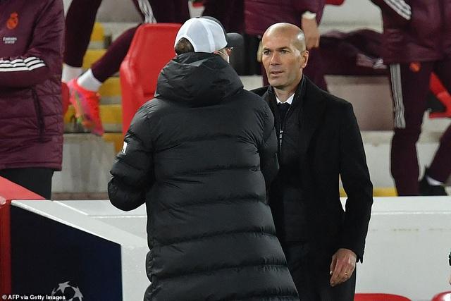 Vượt ải Liverpool, Real Madrid đối đầu Chelsea ở bán kết - 8