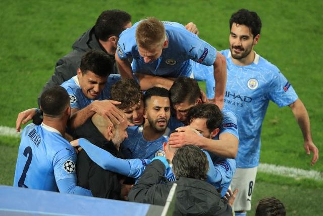 Haaland tàng hình, Man City đánh bại Dortmund tiến vào bán kết - 3