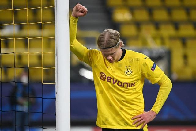Haaland tàng hình, Man City đánh bại Dortmund tiến vào bán kết - 2