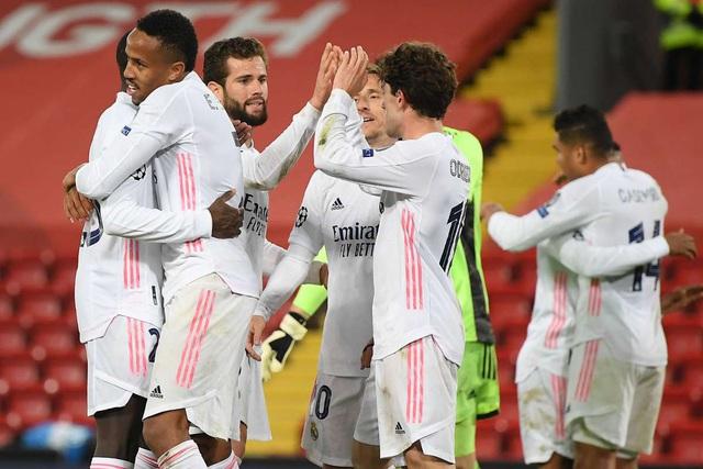 Bán kết Champions League: Kẻ lầm lỳ đáng sợ Real Madrid - 1