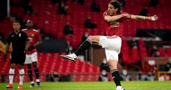 Cavani tỏa sáng đưa Man Utd tiến vào bán kết, Arsenal đại thắng tưng bừng