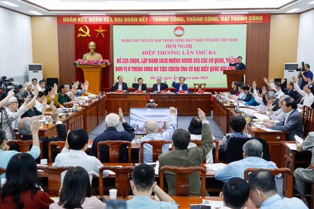 100 đại biểu Quốc hội ở Trung ương được chốt tái cử khóa mới - 1