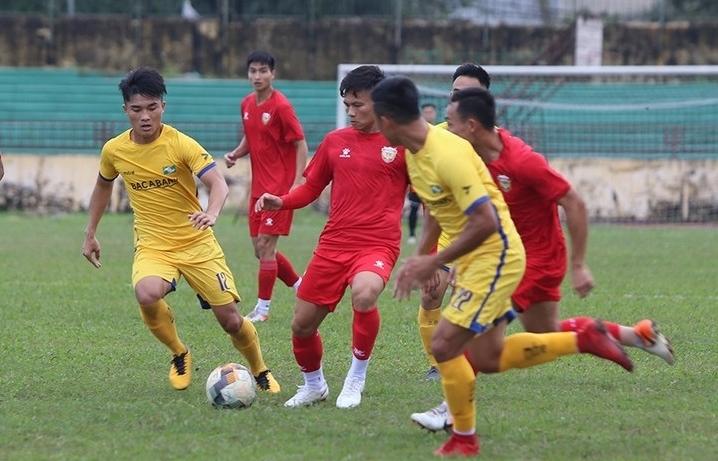 Link xem trực tiếp Sông Lam Nghệ An vs Hồng Lĩnh Hà Tĩnh (V-League 2021), 17h ngày 17/4