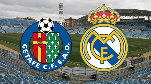 Kênh xem trực tiếp Getafe vs Real Madrid, vòng 33 La Liga 2020-2021
