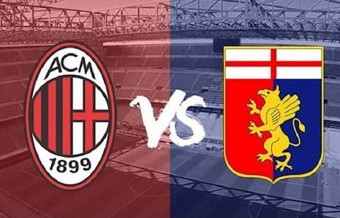 Kênh xem trực tiếp AC Milan vs Genoa, vòng 31 Serie A 2020-2021