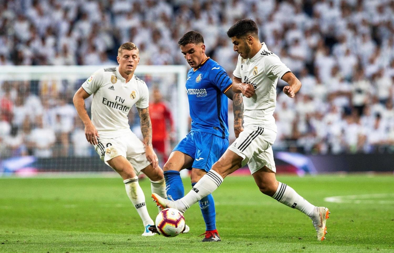 Link xem trực tiếp Getafe vs Real Madrid (La Liga), 2h ngày 19/4