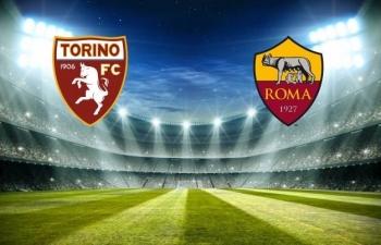 Kênh xem trực tiếp Torino vs AS Roma, vòng 31 Serie A 2020-2021