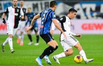 Link xem trực tiếp Atalanta vs Juventus (Serie A), 20h ngày 18/4