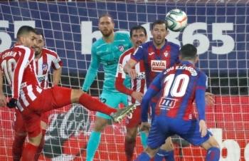Link xem trực tiếp Atletico Madrid vs Eibar (La Liga), 21h15 ngày 18/4