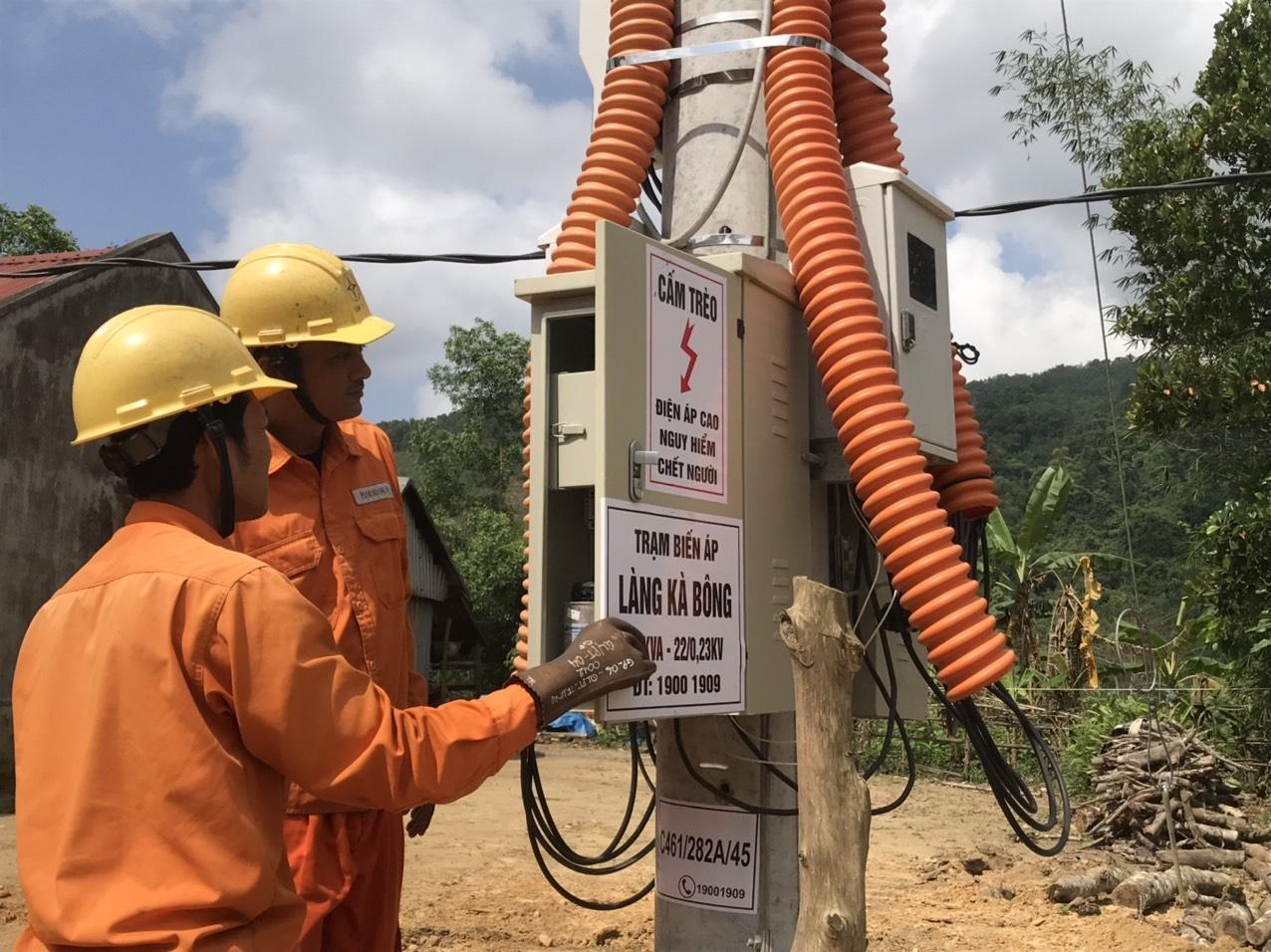 Những đổi thay ở vùng cao Canh Liên khi có điện lưới Quốc gia