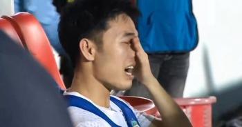 Giọt nước mắt của Xuân Trường và khát khao xưng Vương của HA Gia Lai