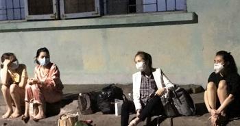 5 phụ nữ thuê tàu từ Campuchia về Phú Quốc giá 1.000 USD/người