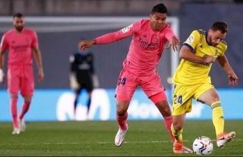 Link xem trực tiếp Cadiz vs Real Madrid (La Liga), 3h ngày 22/4