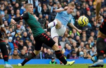 Link xem trực tiếp Aston Villa vs Man City (Ngoại hạng Anh), 2h15 ngày 22/4