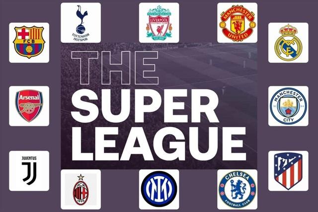 8 đội bóng rút lui, Ban tổ chức European Super League nói gì? - 1