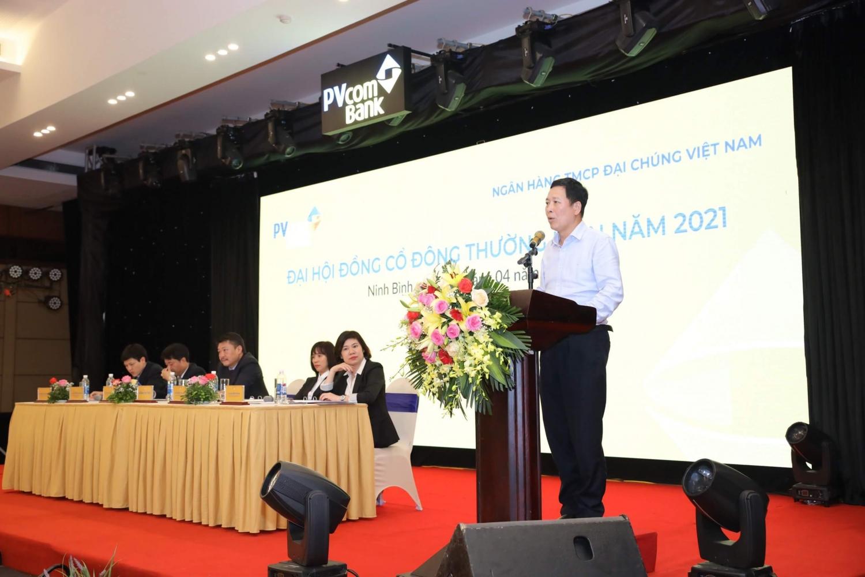 PVcombank tổ chức thành công Đại hội đồng cổ đông thường niên năm 2021
