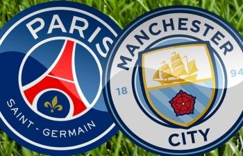 Xem trực tiếp PSG vs Man City ở đâu?