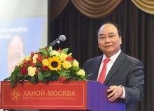 Thủ tướng: 'Thời cơ đã đến với các doanh nghiệp Việt - Nga'