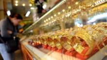 Giá vàng hôm nay (24/5) trượt xa mốc 34 triệu đồng/lượng