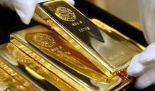 Vàng 'trượt dốc không phanh', bốc hơi 270.000 đồng/lượng