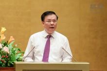 Bộ trưởng Đinh Tiến Dũng đưa cảnh báo về vốn ODA