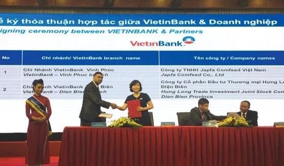 vietinbank vinh phuc nguoi ban dong hanh cua japfa comfeed