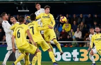 Xem trực tiếp bóng đá Real Madrid vs Villarreal (La Liga), 21h15 ngày 5/5