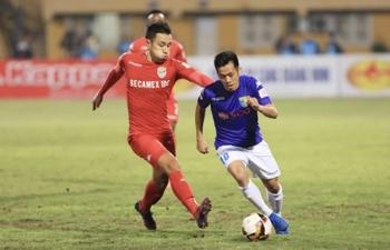 Xem trực tiếp bóng đá Bình Dương vs Hà Nội FC (V-League 2019), 17h ngày 5/5