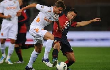 Link xem trực tiếp bóng đá Genoa vs AS Roma (Serie A), 23h ngày 5/5