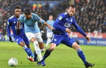 Xem trực tiếp bóng đá Man City vs Leicester ở đâu?