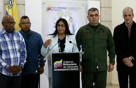 venezuela noi loi keu goi my ho tro cua guaido la dang ghe tom