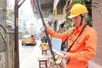 EVNNPC giám sát an toàn lao động bằng công nghệ số