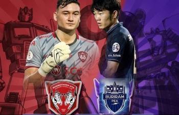 19h ngay 265 truc tiep bong da buriram united vs muang thong united ngoai hang thai