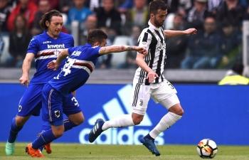 link xem truc tiep bong da sampdoria vs juventus serie a 23h ngay 265