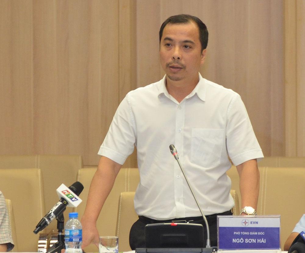 evn trao doi thong tin voi bao chi ve tinh hinh cung ung dien nam 2019