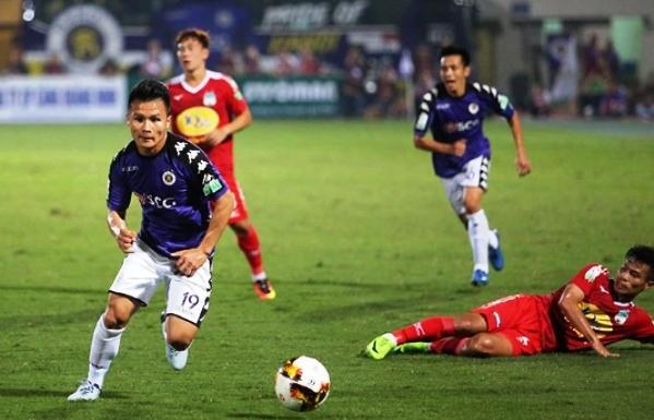 Link xem trực tiếp bóng đá Hoàng Anh Gia Lai vs Hà Nội FC (V-League 2019), 17h ngày 31/5