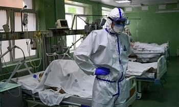Người chết vì nCoV tại Nga tăng kỷ lục
