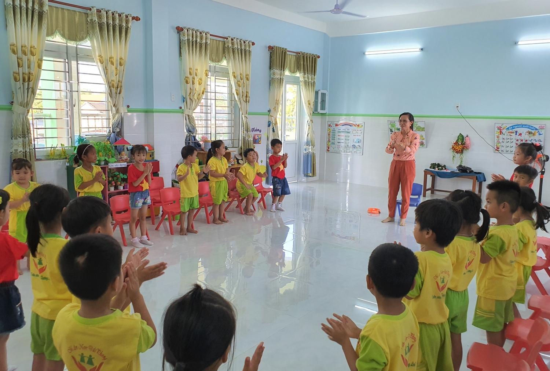 BSR khánh thành và đưa vào sử dụng công trình Trường Mầm non Đức Phong (Quảng Ngãi)