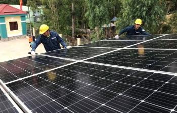 Điện mặt trời mái nhà được kỳ vọng phát triển mạnh
