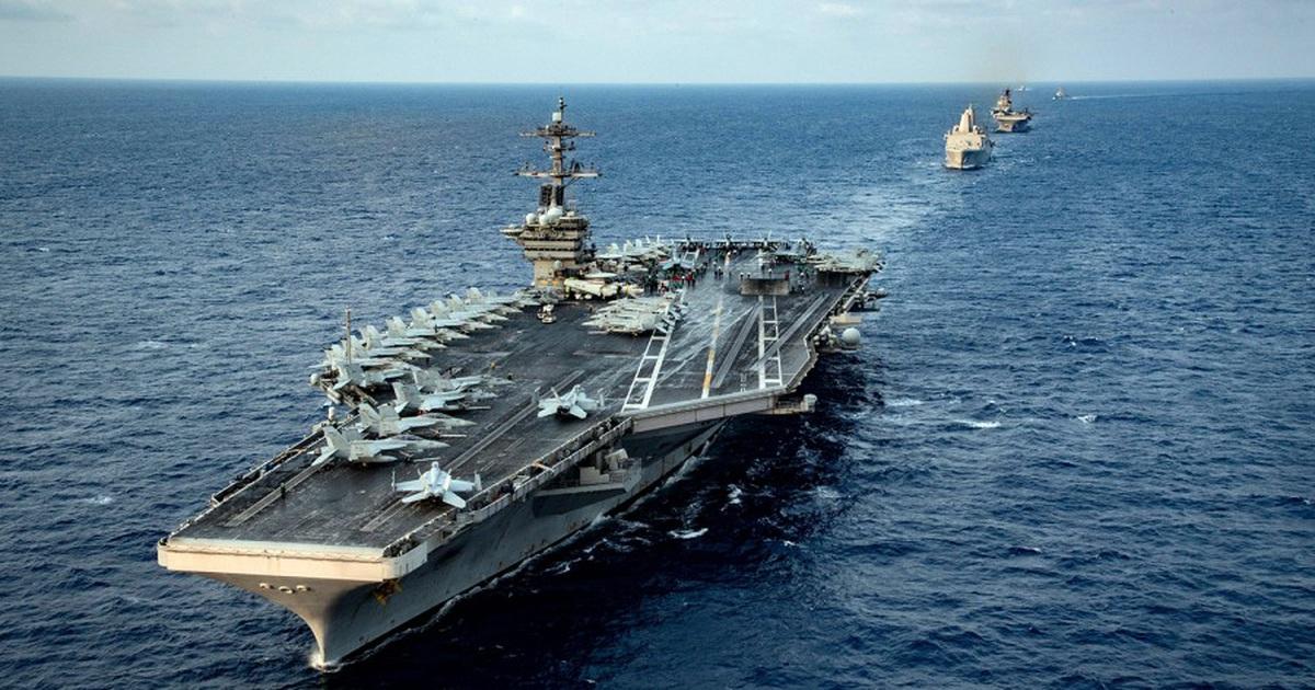 """Cựu Đô đốc Mỹ chỉ trích Trung Quốc biến Biển Đông thành """"ao nhà"""""""