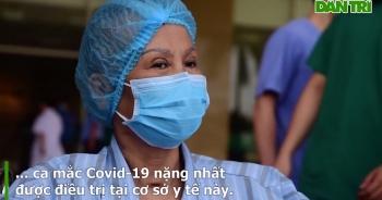 Việt Nam điều trị khỏi 85% ca mắc Covid-19, còn 49 bệnh nhân đang điều trị