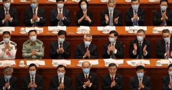 trung quoc thong qua nghi quyet luat an ninh hong kong