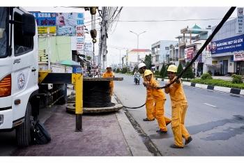 Đảm bảo điện phục vụ công tác phòng chống dịch COVID-19 tại các tỉnh phía Nam