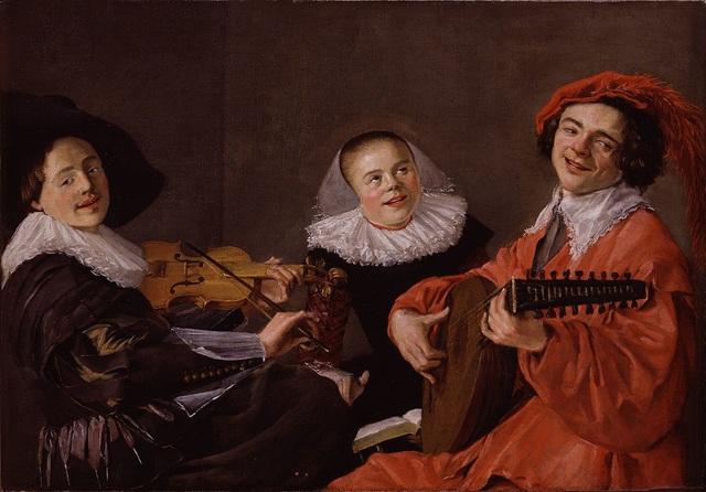 Tại sao lịch sử hội họa hiếm thấy những... nụ cười? - 5